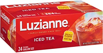 24-Count Luzianne Specially Blended Gallon Size Iced Tea Bags
