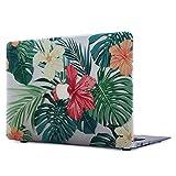 Onkuey MacBook Pro 15 Retina Case, Plastic Plants