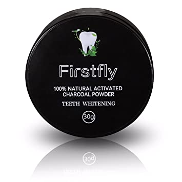 Review Tooth Whitener, FirstFly Teeth