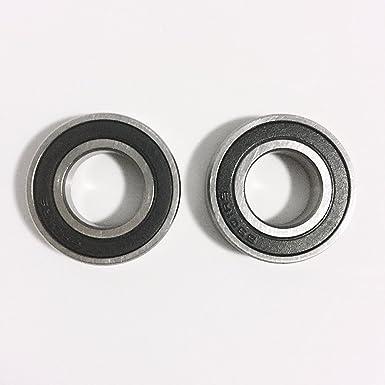 6901/ceramica 6901/ 61901/cuscinetti a sfera 2/pezzi Finesun /2RS 12/x 24/x 6/mm cuscinetto a sfera