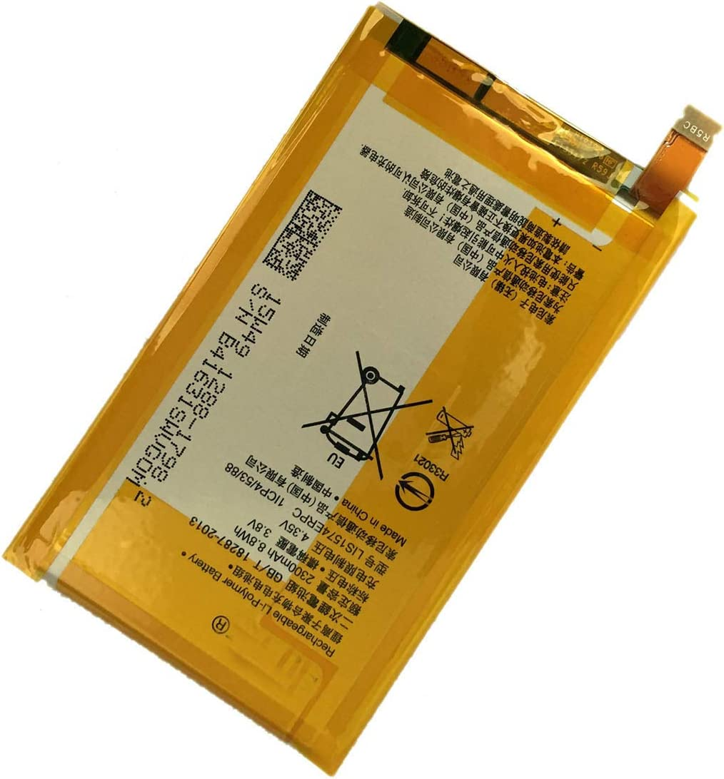 for Sony Xperia E4 E2033 E2043 Replacement Battery LIS1574ERPC Free Adhesive Tool