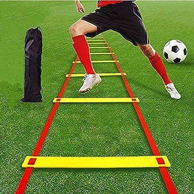 Kofferraum Fútbol Escalera de Agilidad, Formación Pace Saltar ...