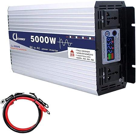EU Plug AC 230V Solar Wechselrichter 600W Grid Tie Pure Sinus Haushalts Solar Wechselrichter 22-60V