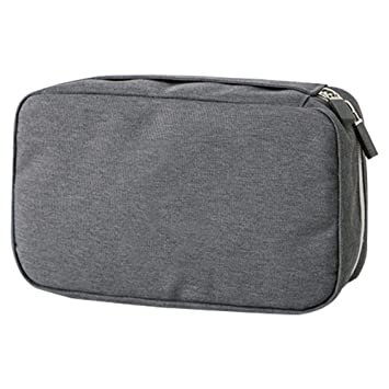 SZTARA Portable Toiletry Wash Bag Waterproof Bathing Toilet Cosmetic Makeup  Storage Holders Travel Folding Multi- 0b2ceb4e33bac