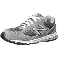 New Balance Boys' 888v2 Running Shoe, Dark Grey, 7.5 XW US Toddler