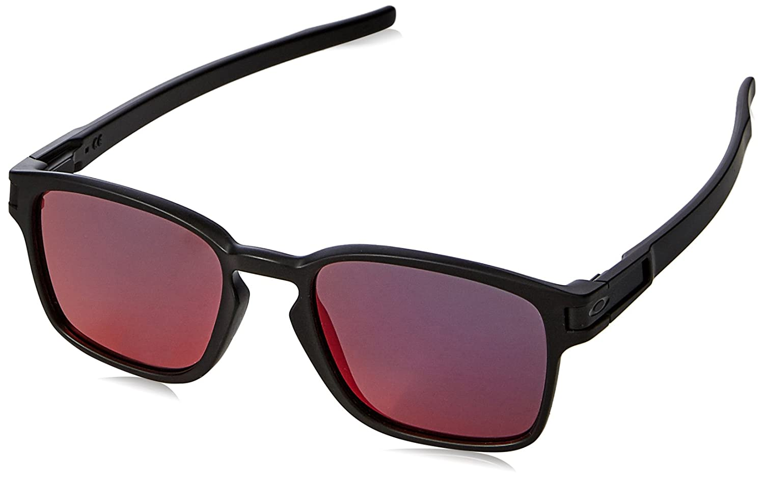 d8020ccfc4 Oakley Latch Squared Polarized Rectangular Sunglasses
