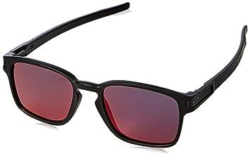 931d93ef185 Oakley Latch Squared Polarized Rectangular Sunglasses