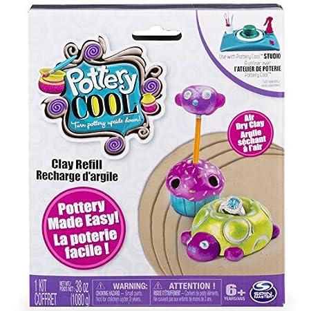 Pottery Cool - 6027891 - Recharge Argile - Barquette