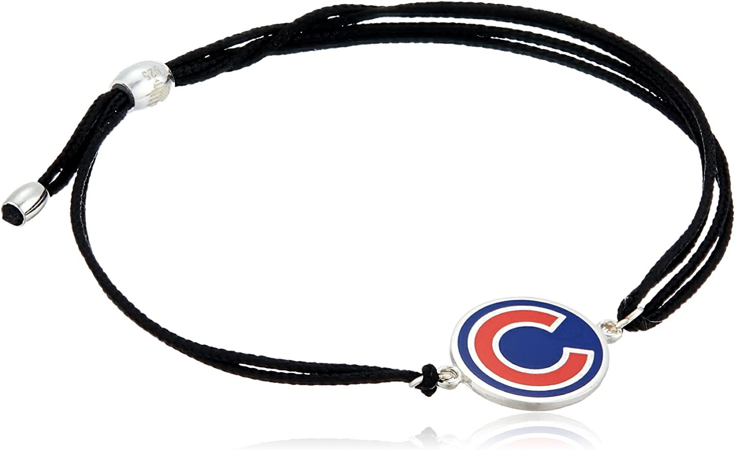 Alex and Ani Womens Chicago Cubs Kindred Cord Bracelet