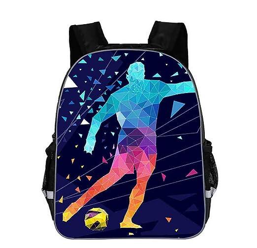 Canvas Bookbag 3D para la Escuela Mochila para niños Patrón ...