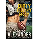 Dirty Filthy Boy (A Bad Boy Sports Romance) (Chicago Outlaws Book 1)