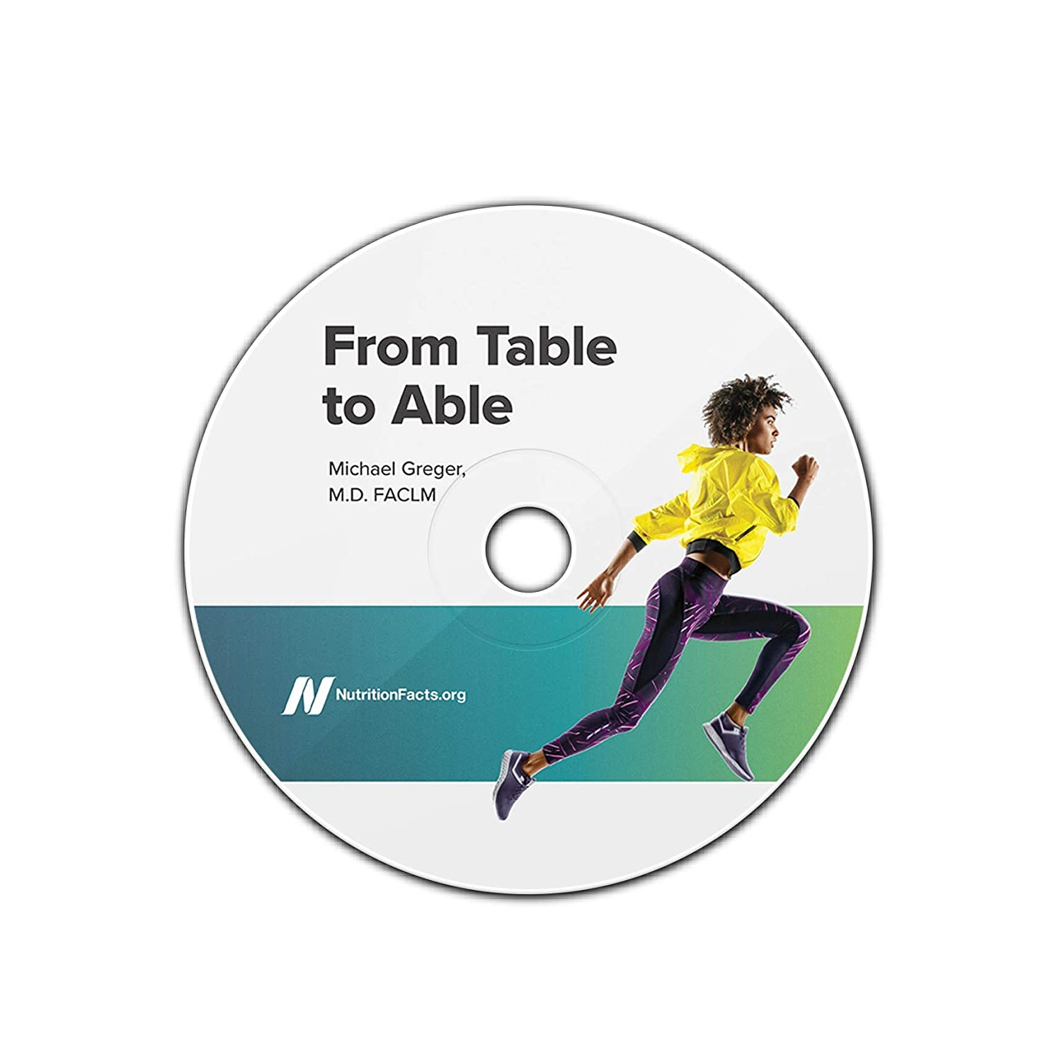From Table to Able: Combating Disabling Diseases with Food - Dr. Greger's Evidenced-Based Nutrition DVD Series