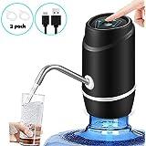 Dispensador de agua, incorporado de doble parachoques dispensador de agua electrico bomba de agua potable eléctrica…