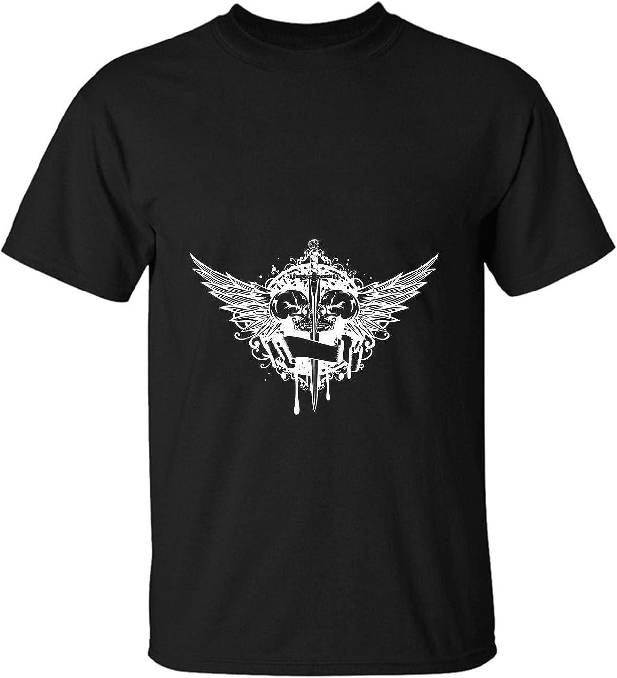 ReRabbit sword with skulls T Shirts For Man
