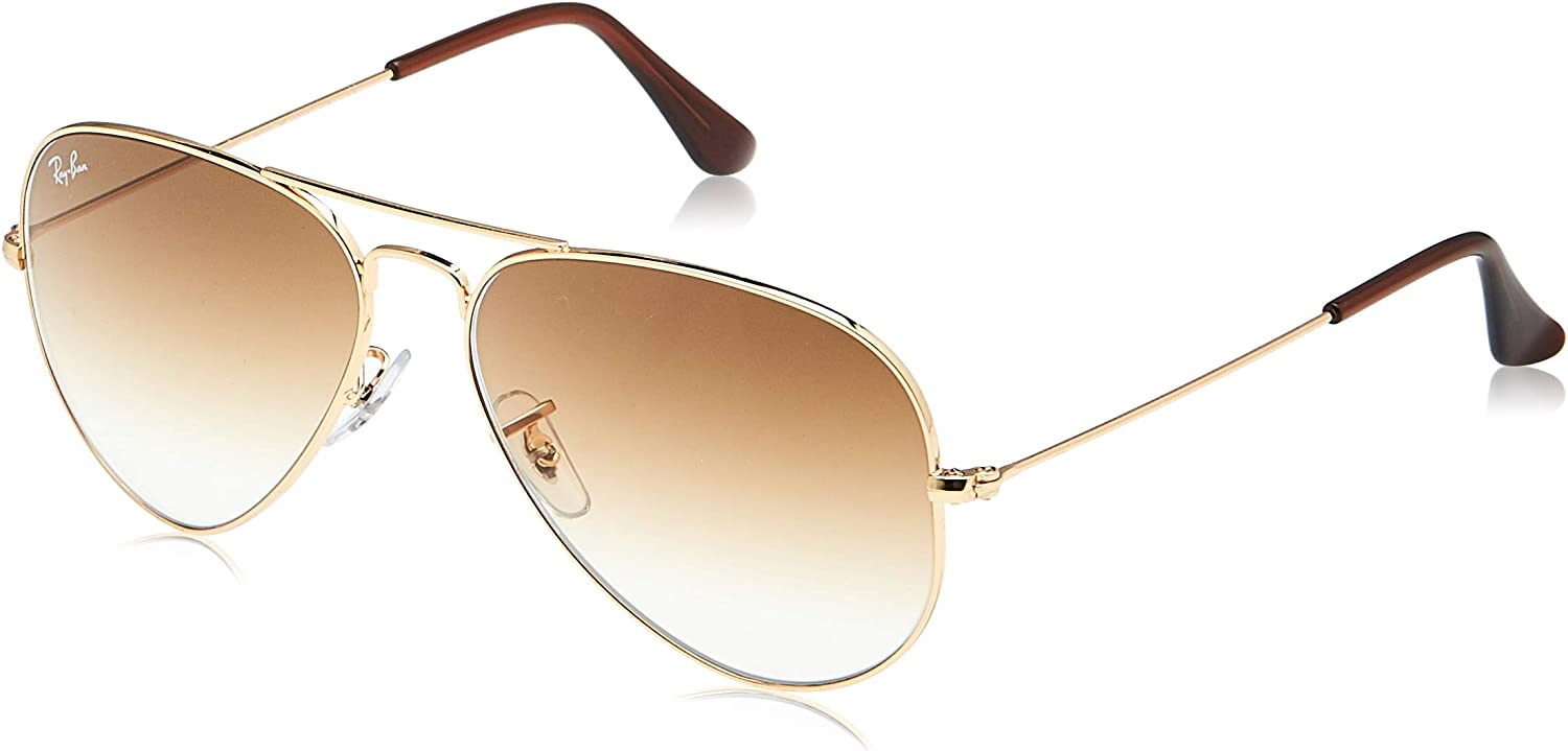TALLA 58. Ray-Ban Aviator Large Metal Icons
