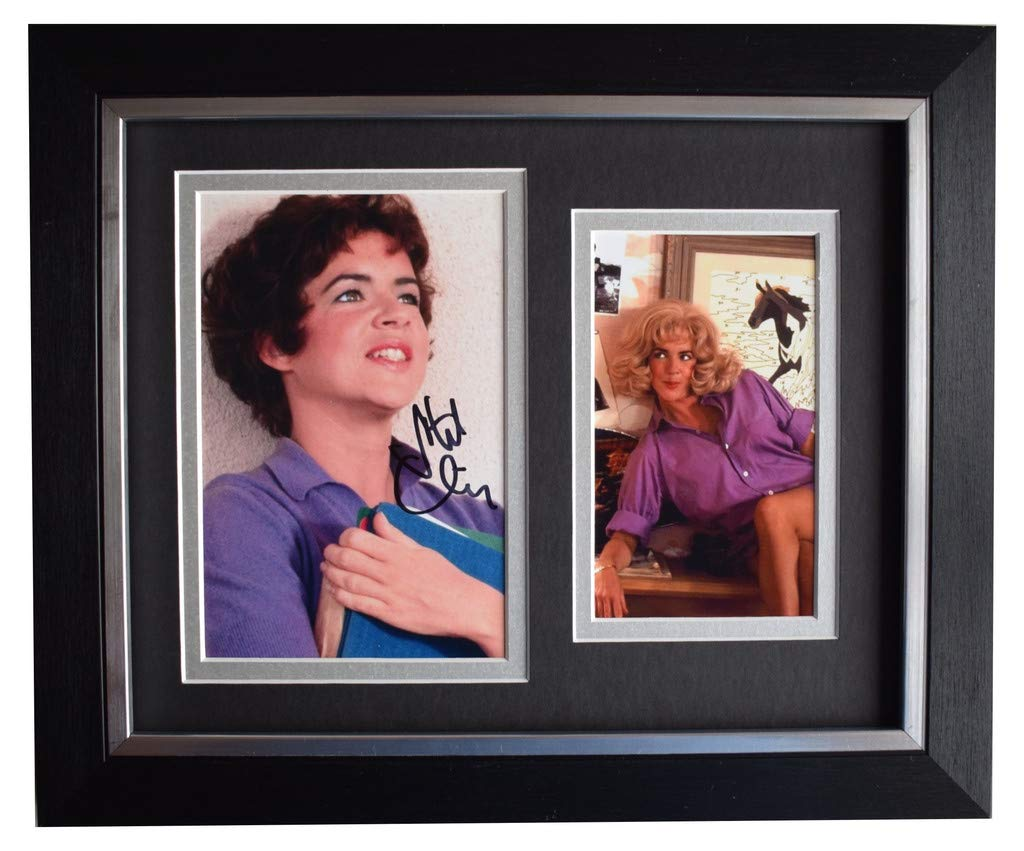 Sportagraphs Stockard Channing Signed 10x8 Framed Photo Autograph Display Grease Film COA