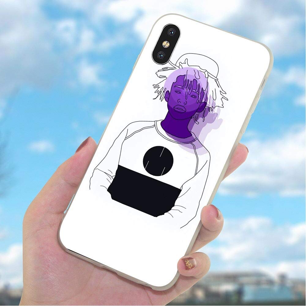 Hoodie Case Inspired by jaden smith Phone Case Compatible With Iphone 7 XR 6s Plus 6 X 8 9 Cases XS Max Clear Iphones Cases High Quality TPU 33045864820 24X36 Keychain Hop Will