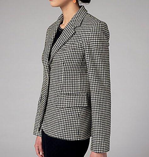 Vogue Patterns V9099 Misses Jacket 6-8-10-12-14 Size A5