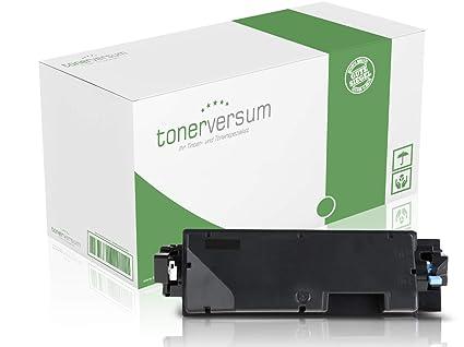 Toner versum - Tóner Compatible con Kyocera TK 5270 K (Negro ...