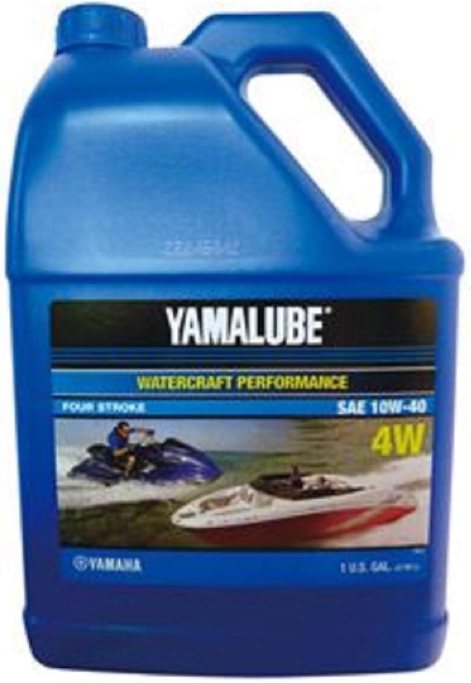 Yamahalube LUB10W40WV04 Watercraft Wave Runner Oil