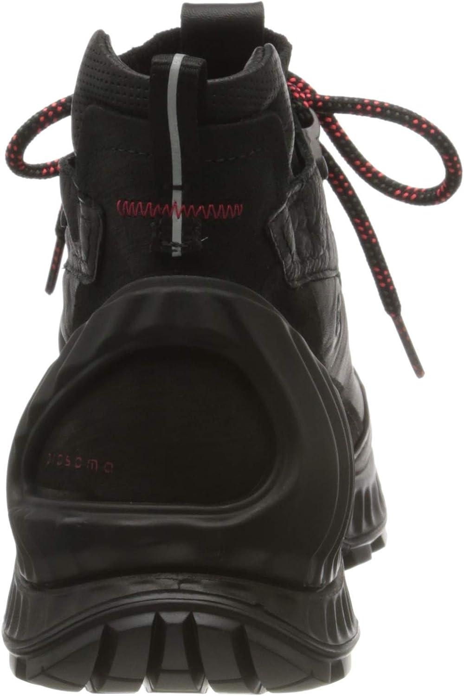 ECCO Exohikew, Sneaker a Collo Alto Donna Nero Black Black 51052