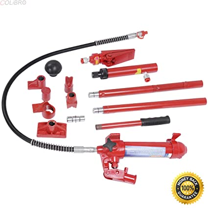 COLIBROX--4 Ton Porta Power Hydraulic Jack Body Frame Repair Kit ...