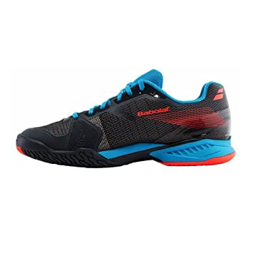 Zapatilla De Padel Babolat Jet Clay JR-38,5: Amazon.es: Deportes y ...