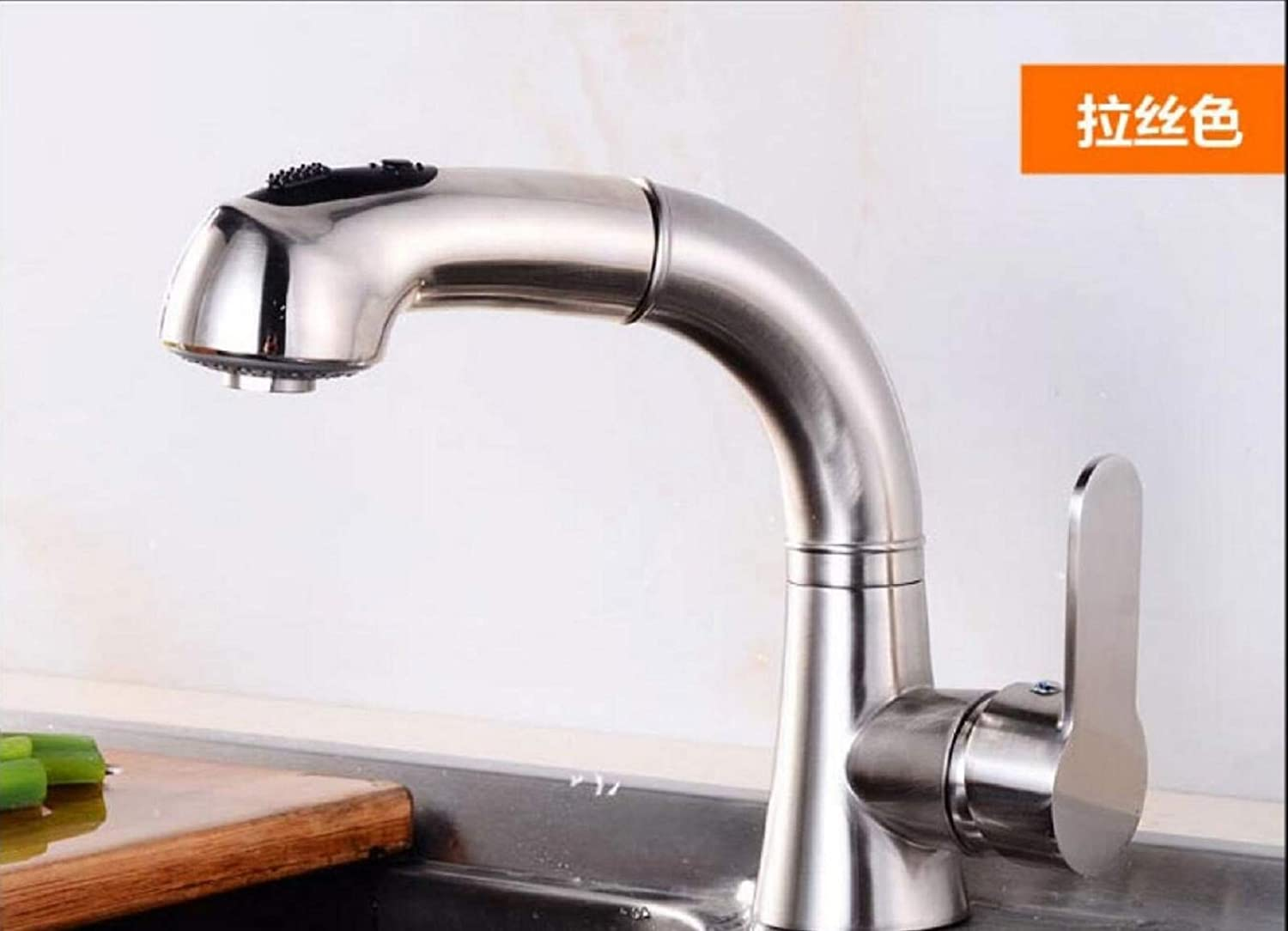 Kitchen Tap golden Faucet Pull Kitchen Dishwasher Pull Faucet Cold and Hot redation Kitchen Taps Kitchen Sink Mixer Taps Basin Tap