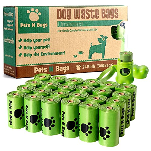 Eco Friendly Poop Bags Dogs - 2