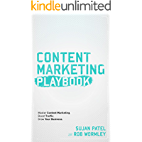 Content Marketing Playbook: MASTER THE ART OF CONTENT MARKETING (English Edition)