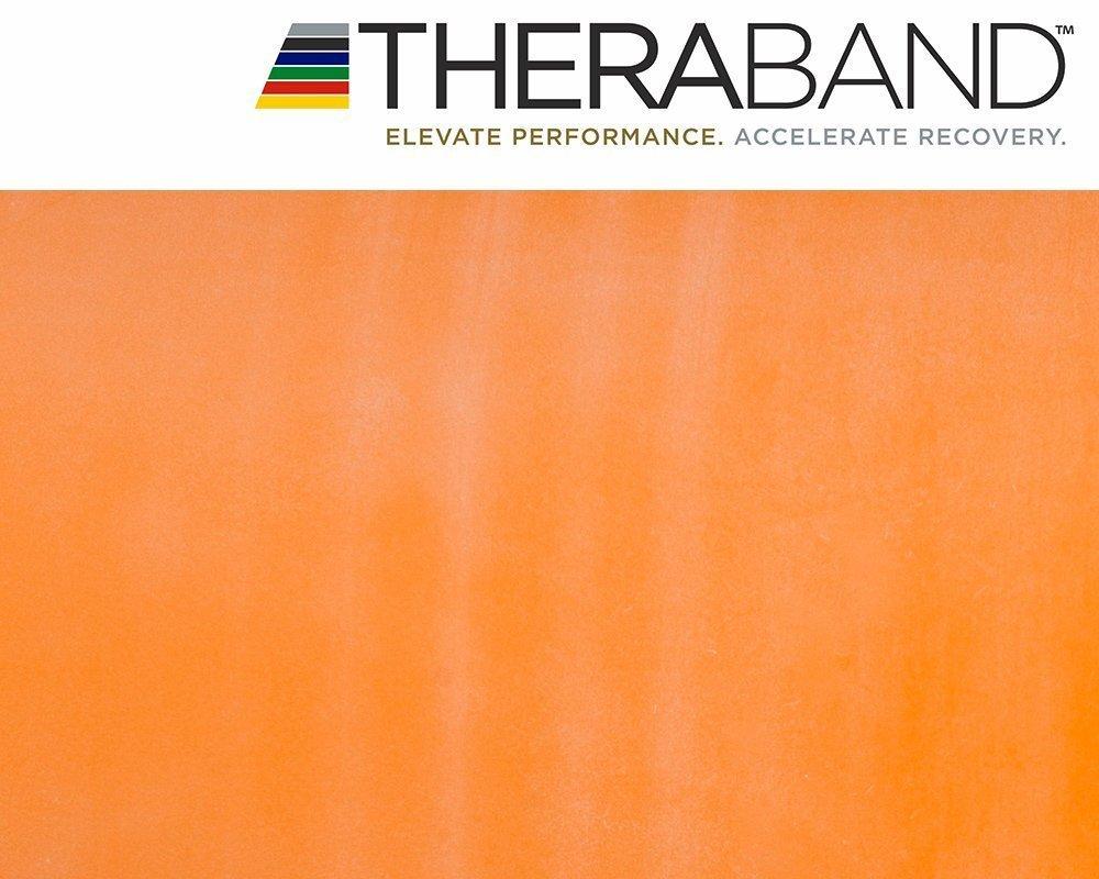 2,5/m /Bande pour Exercices dans Un Sac avec Fermeture /éclair thera-Band/