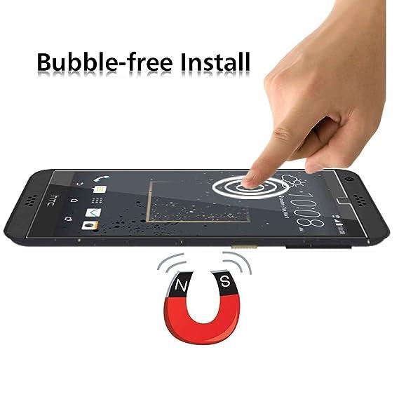 iVoler [2 Unidades] Protector de Pantalla para HTC Desire 530, Cristal Vidrio Templado Premium: Amazon.es: Electrónica