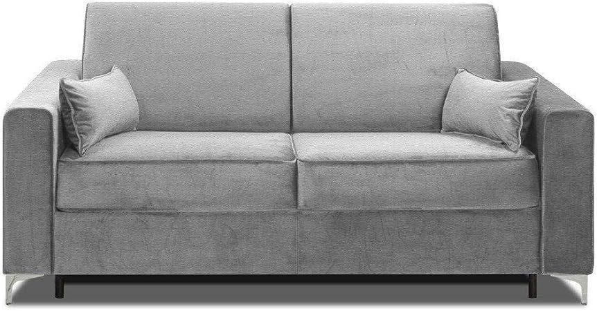 Inside sofá Convertible Rapido Jackson colchón 120 cm Comfort ...