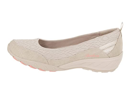 Savvy Winsome, Ballerines Femme, Beige (Natural), 39 EUSkechers