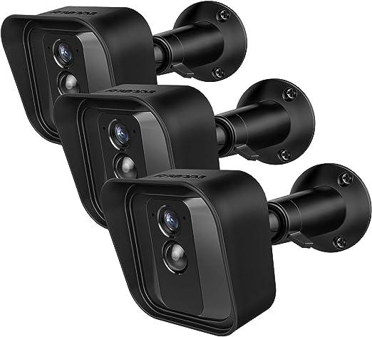 Silikon Schutzhülle Und 360 Grad Verstellbare Wandhalterung Kompatibel Mit Blink Xt Innen Draussen Sicherheit Kamera 3 Sets Schwarz Baumarkt