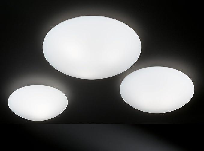 Honsel Leuchten 21382 Honsel Deckenleuchte Opalglas Matt: Amazon.de:  Beleuchtung