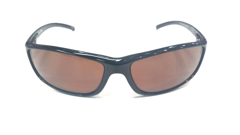 872239f235 Amazon.com  Hobie Unisex Venice Black Frame Copper Sport Wrap 60mm  Polarized Sunglasses  Clothing