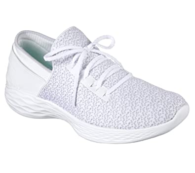 Inspire Enfiler FemmeChaussures Baskets Skechers You 3qL4c5ARj