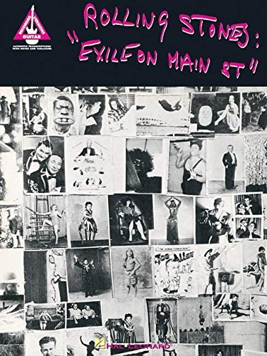 - Rolling Stones - Exile on Main Street - Guitar Recorded Version - Book - TAB