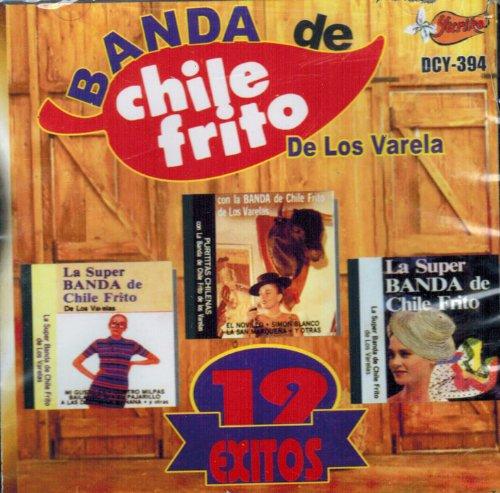 Banda Del Chile Frito (19 Exitos) Dcy-394