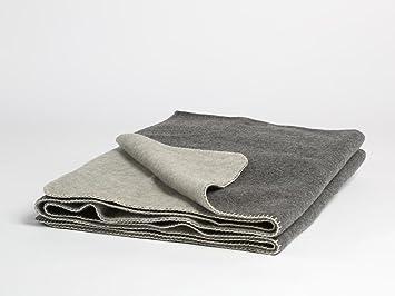 Yumeko Decke Wolldecke Merinowolle 150x220 Cm Naturfarben