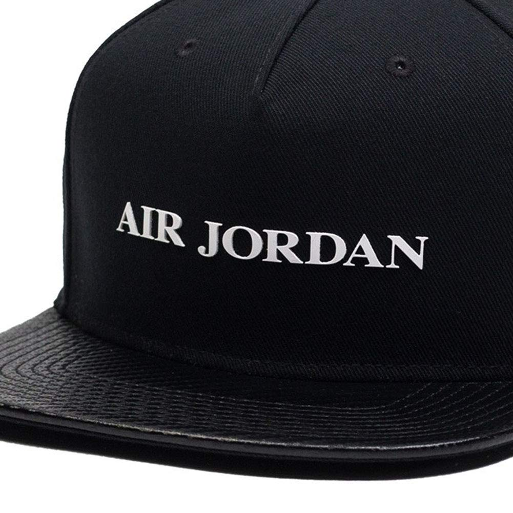 69f4fb45535 Nike Mens Jordan Jumpman PRO AJ10 Cap 894673-010 - Black White  Amazon.ca   Clothing   Accessories