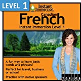 Instant Immersion Level 1 - Canadian French [Download]