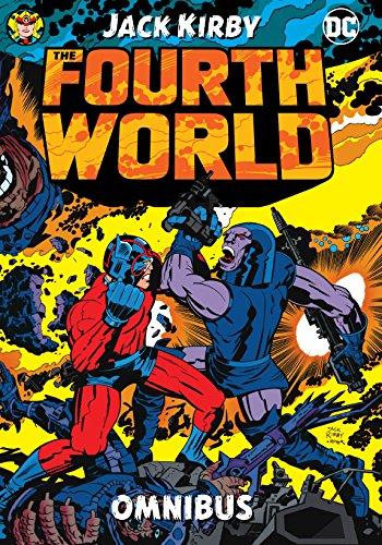 the fourth world jack kirby - 1