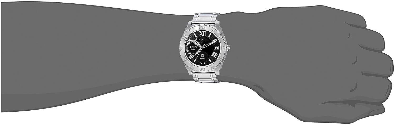 GUESS Ace Mens Touch AMOLED Plata Reloj Inteligente: Amazon.es: Electrónica