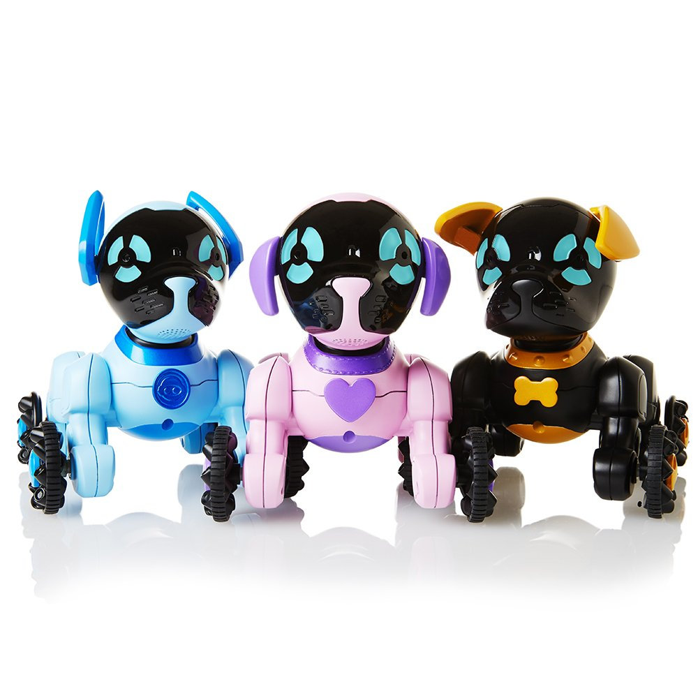 WowWee Chippies Robot Toy Dog - Chippette (Pink) by WowWee (Image #9)