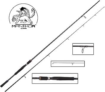 Mantikor Akita Spin 3,00 m, 30 – 60 g, caña de spinning, caña de ...