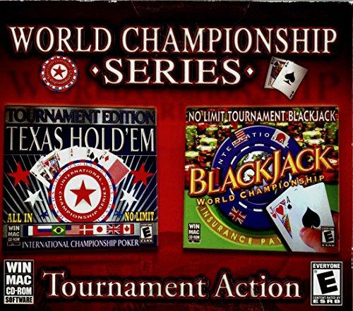 World Championship Series: Tournament Action - Tournament Edition Texas Hold'Em & No Limit Tournament Blackjack