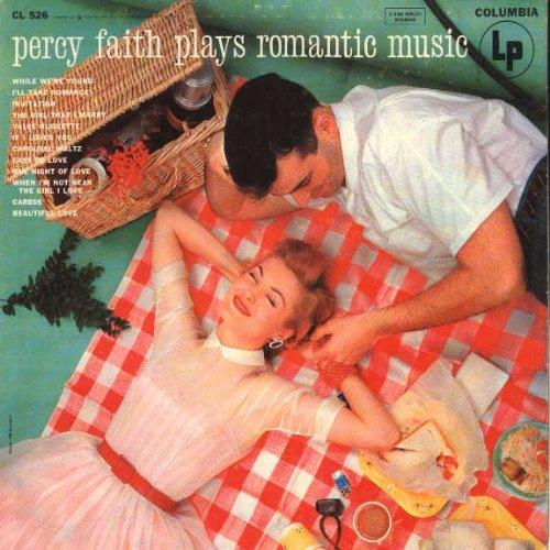 Percy Faith: Plays Romantic Music [Vinyl LP]