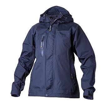 Top Swede 3520 02 04 Modele 3520 Veste Impermeable Pour Femme Bleu Marine Taille S Amazon Fr Commerce Industrie Science